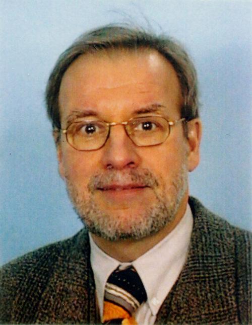 Wolfgang Kreutzmann