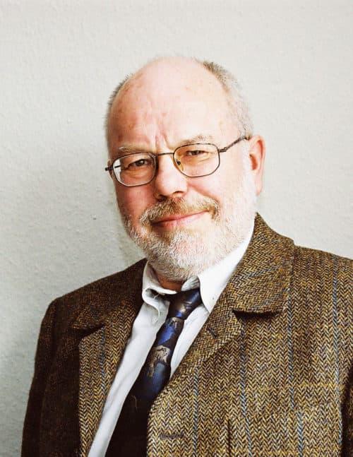 Dr. phil. Heinz Thörmer